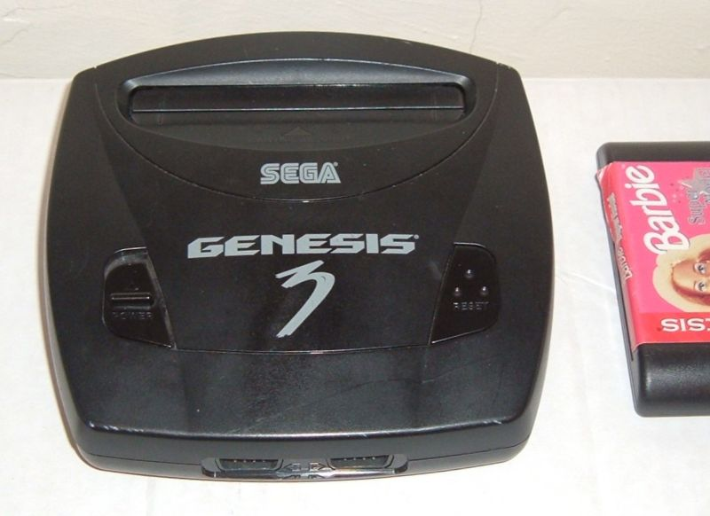 Sega Genesis section