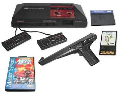 Sega master system main - Sega master system console for sale ...